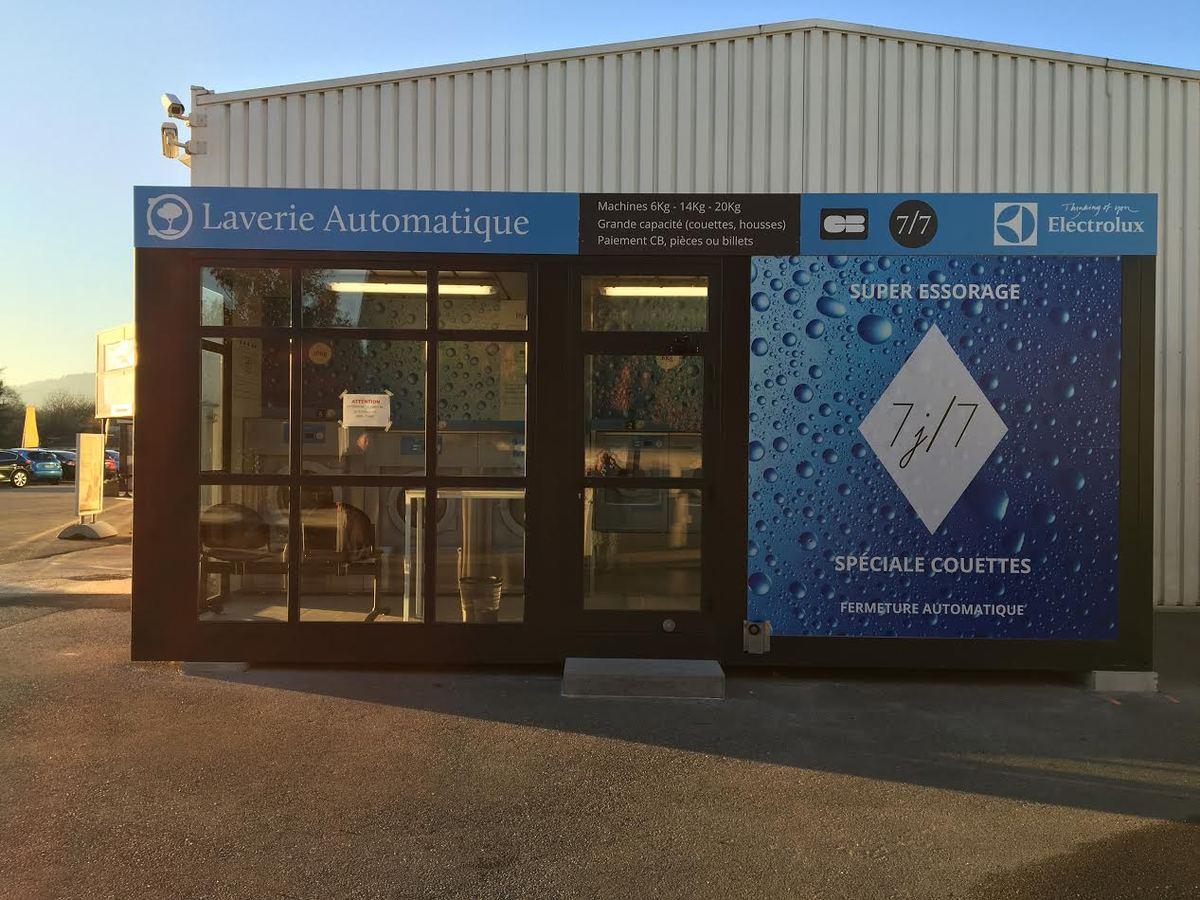 Lux laverie accueil installateur de laveries automatique - Mr bricolage wissembourg ...